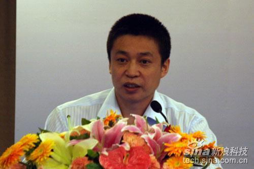 中科红旗总裁 贾栋