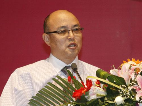 中国国家外国专家局培训中心郑杰致辞