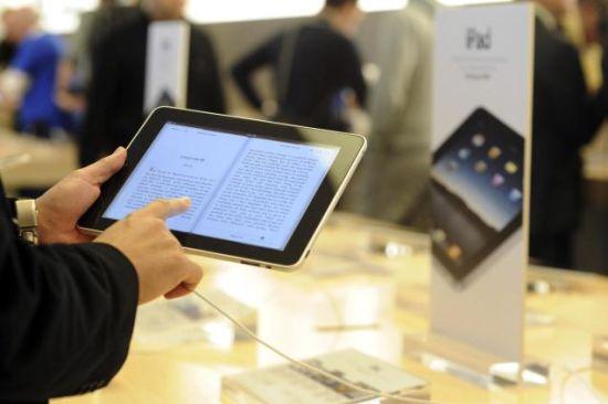 iPad仍是市场上最流行的平板电脑