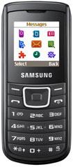 Мобильные телефоны Смартфон Samsung GT-E1100T (Black) .