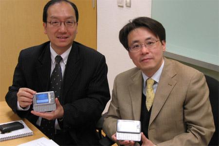 独家专访:多普达838手机与微软智能操作系统_