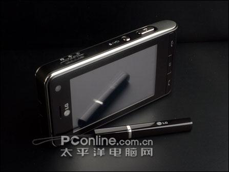 超大触控屏幕LG旗舰KU990拍摄专项评测