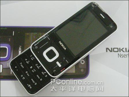 S60游戏强将诺基亚N81价格再度雪崩