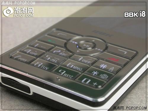 时尚前卫步步高镜面音乐手机i8评测(3)