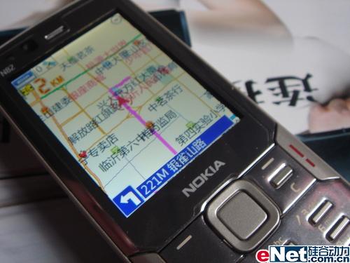 完美体验凯立德GPS导航系统N95版评测