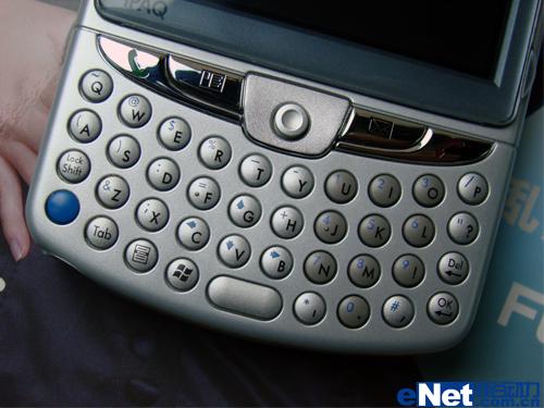 内置GPS惠普全键盘智能6515售2299元