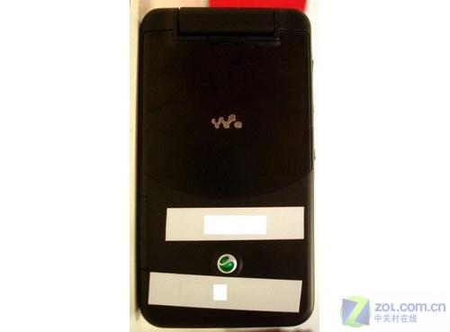 图为:最新曝光的Walkman手机新成员——索尼爱立信Alicia-Walkman