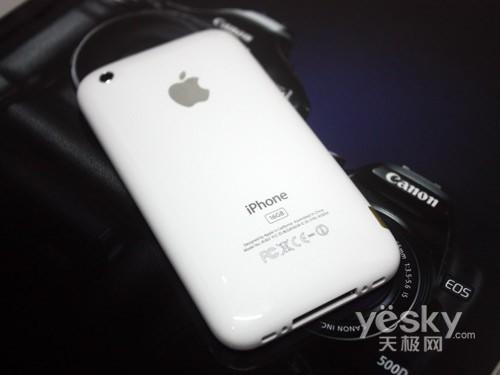 苹果3代意大利版破解 16G售价5800_手机