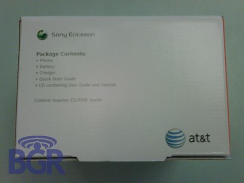 索爱C905a登陆AT&T支持800万像素(图)