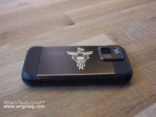 限量200部诺基亚N97Mini推Oakley版