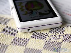 青春时尚动听旋律云霞紫OPPOA125评测(2)