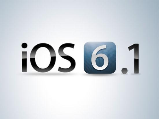 外媒预测iOS 6.1正式版将于明年1月发布