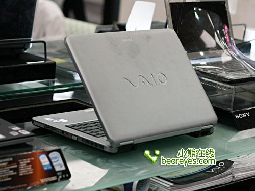 索尼 NR23H 笔记本电脑-挑战国产独显机型 索尼NR23H优惠300元