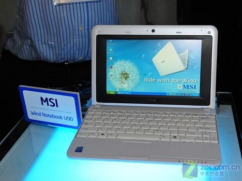 科技时代_微星Wind超便携本公布 分两个版本