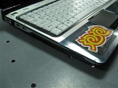 配新45nm处理器GatewayT6826售7550