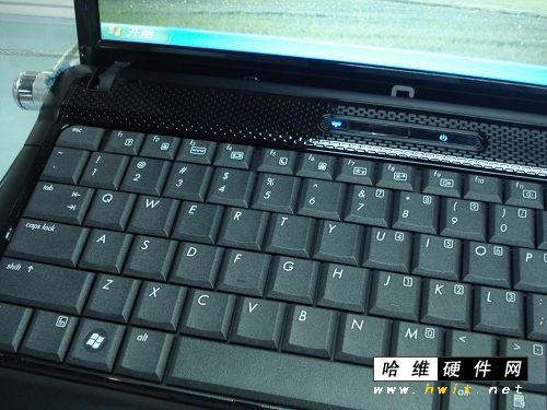 惠普cq515-918笔记本电脑键盘区