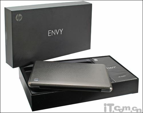 四核Corei7笔记本惠普Envy15评测