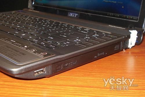 640G海量硬盘宏基T6600本售价4500元