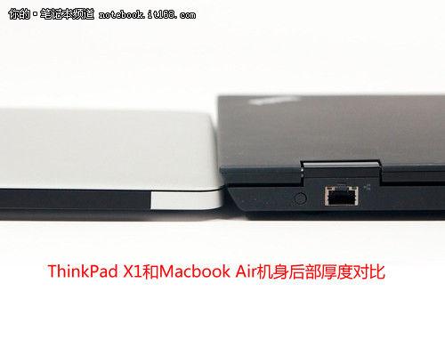 汇全球瞩目为一身ThinkPadX1真机赏析