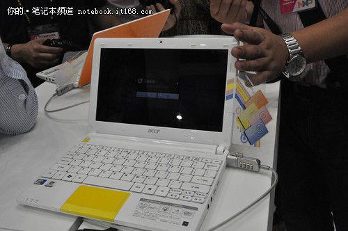 Computex2011:Acer发布双系统上网本