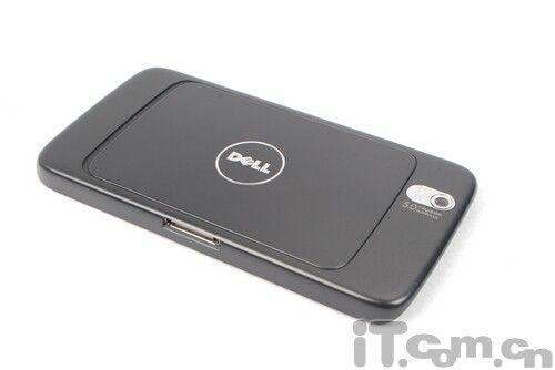 时尚平板兼炫酷手机戴尔Streak5评测