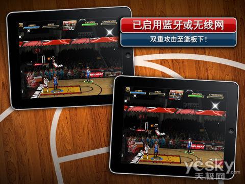 每日v线路iPad线路游戏NBA嘉年华中文版HD河南自驾游攻略与篮球图片
