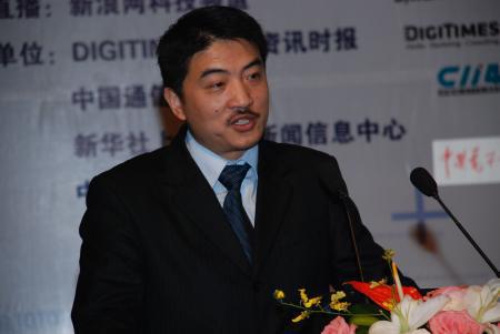科技时代_图文:展讯通信市场副总裁康一博士