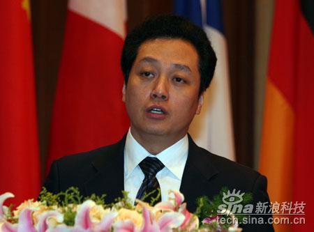 科技时代_图文:中国商务部部长助理王超演讲