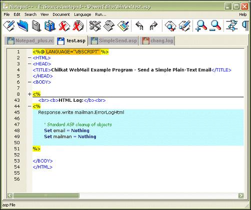 下载:Notepad++v5.1.2Final多国语言版