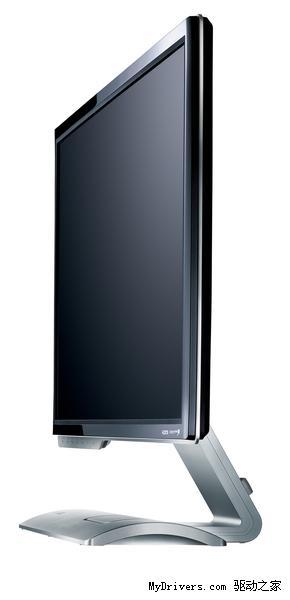 明基发布全球最薄24寸液晶显示器
