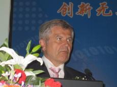 欧盟信息局局长Dahlsten