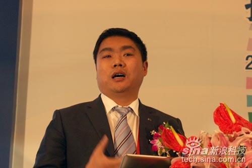 科技时代_图文:中兴通讯3G产品总经理张建国
