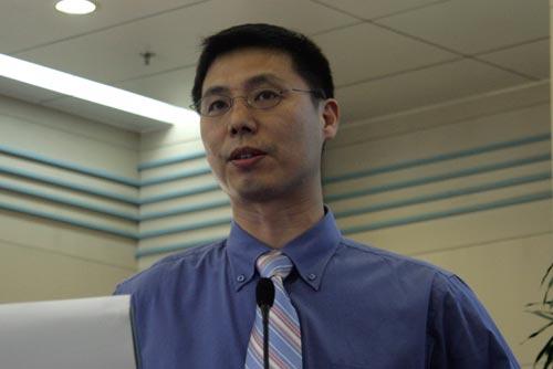 比克奇总经理蒋颖波
