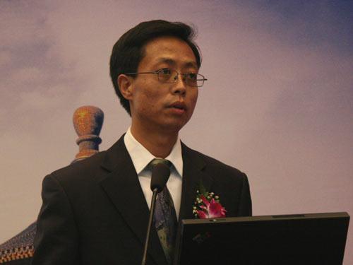 科技时代_图文:上海贝尔埃尔卡特战略部段军演讲