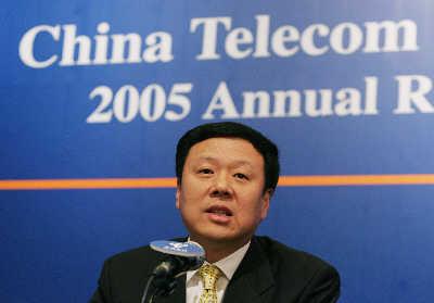 科技时代_王晓初:联通C网1100亿元定价偏高