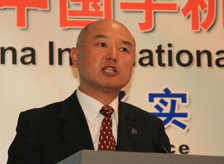 科技时代_图文:TD-SCDMA产业联盟秘书长杨骅