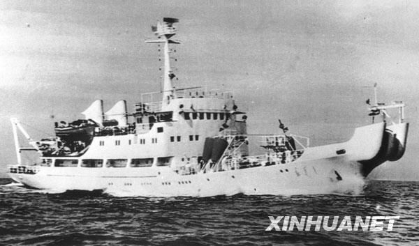 科技时代_中国第一条海底光缆(组图)
