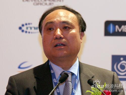 国际电联副秘书长 赵厚麟