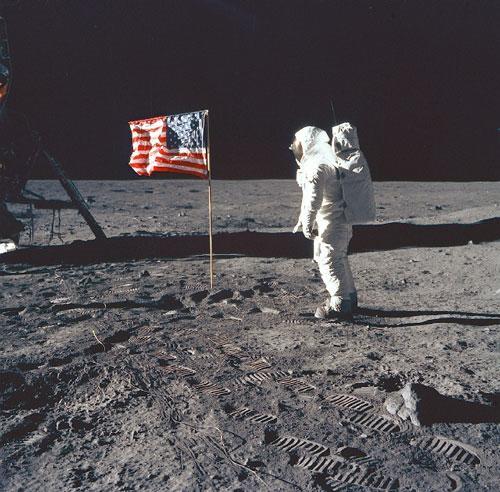美国可能放弃登月改登小行星(组图)