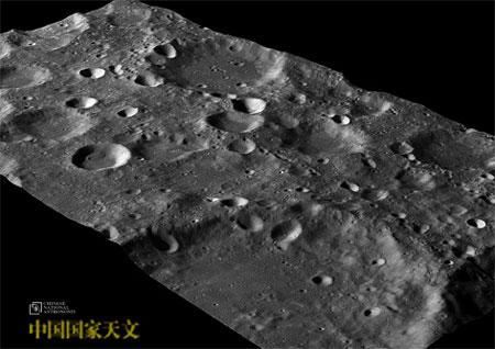 嫦娥:第一幅月面图像的故事