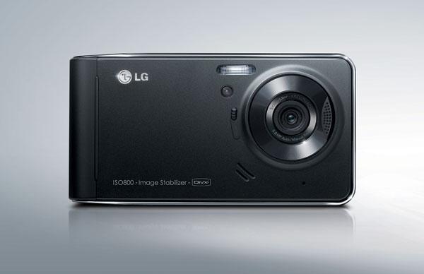 突破挑战LG优境手机KE998精致亮相