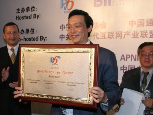 中国力量在下一代互联网赛跑中成长