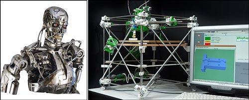 英国研制出可自我复制的机器人(图)