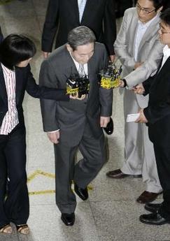 李健熙今日受审有望逃过牢狱之灾(图)