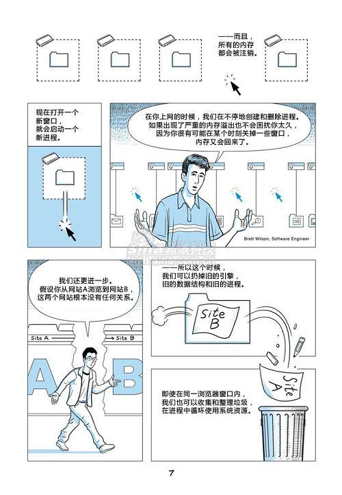 独家:GoogleChrome漫画书中文版(2)