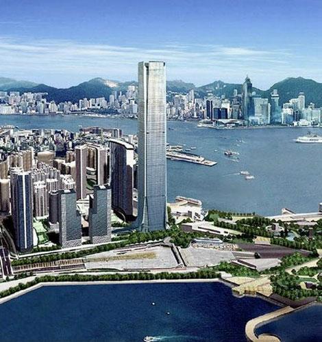 未来十大最具特色摩天大楼(组图)