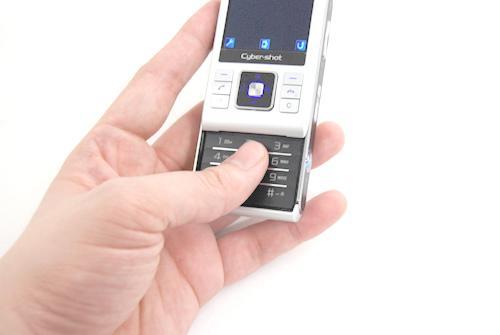 800万像素索尼爱立信C905拍照手机评测