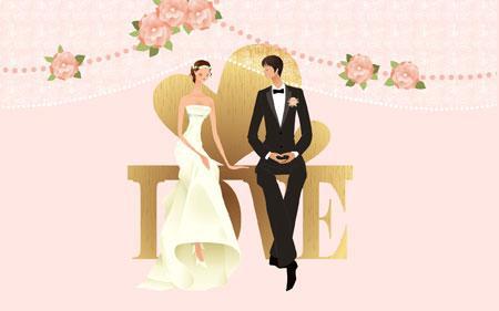 婚恋心理:爱情当头女人盲目的7种表现图
