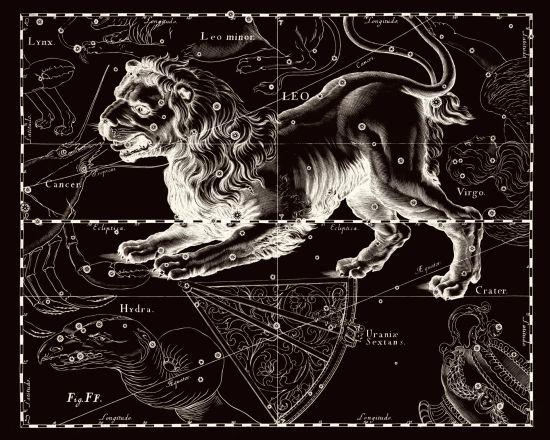占星天后:巨蟹座神话解析