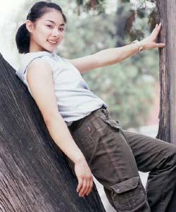 """平衡木上的""""璇美人""""--双鱼刘璇(附图)"""